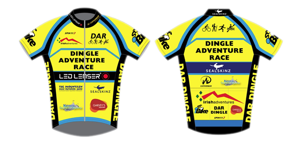 Dingle Adventure Race Jersey