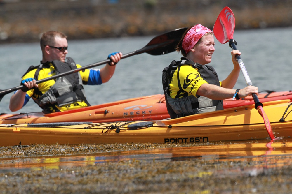 Registration still open for DAR 2018, kayak training dates